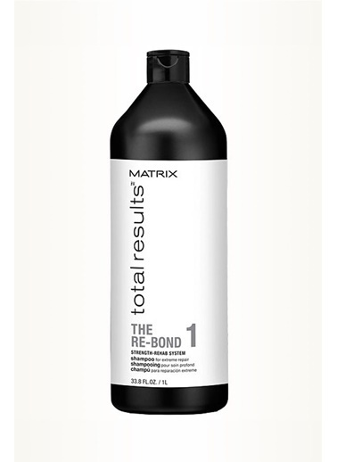 Matrix Matrix Total Results The Re-Bond 1 Bağ Güçlendirici Şampuan 1000 Ml Renksiz